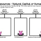 Three Little Pigs Natural Resources