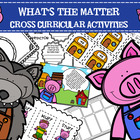 Three Little Pigs-States of Matter-Learning Unit