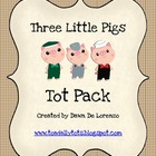 Three Little Pigs Tot Pack