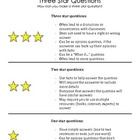 Three Star Question Criteria