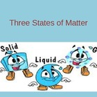Three States of Matter Powerpoint Holt Science & Technolog