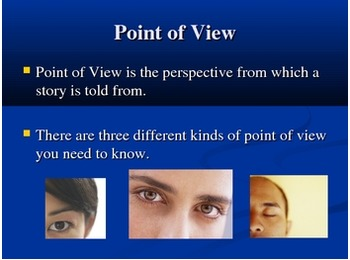 Three types of Point of View Powerpoint