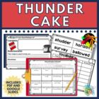 Thunder Cake Guided Reading Unit by Patricia Polacco Weath