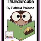 Thundercake: A Book Study!