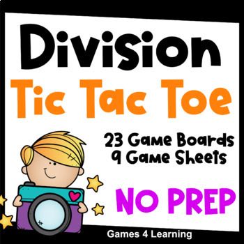 Tic Tac Toe Division Facts