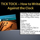 Tick, Tock! How to Write Against the Clock - Timed Essay