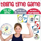 Tickety Tock! A Telling Time Game *JR. EDITION*