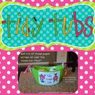 Tidy Tubs! FREE labels