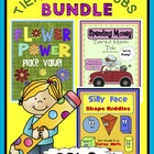 Tiered Math Tubs Bundle Set 2