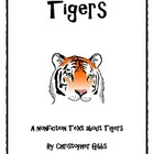 Tigers Nonfiction Text