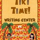 Tiki Time! A Hawaiian Writing Center