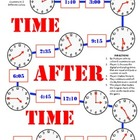 Time After Time - A Game to Practice Telling Time to the N