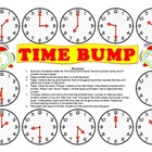 Time Bump - A Game to Practice Telling Time to the Nearest