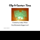 Time Clip It Center