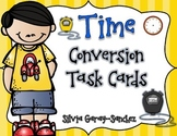 Time Conversion Task Cards