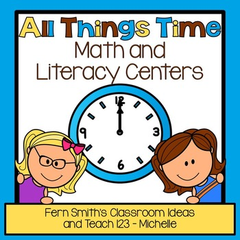 Fern Smith's Classroom Ideas Time - Math and Literacy Lessons