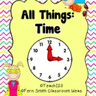 Time - Math and Literacy Lessons MD
