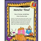 Time ( Monster Time) Halloween