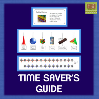 Time Savers Guide - Easy Ideas with Little or No Effort on