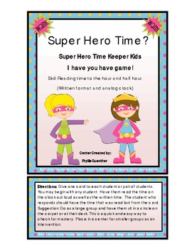 Time Super Hero Combo Pack  7 Games