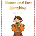 Time and Money Matching