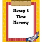 Time and Money Memory