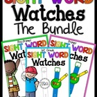 Time for Sight Words (The BUNDLE)