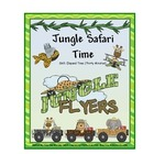 Time_ Elapased (30 Minutes) :  Time in the Jungle