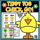 Tippy Toe Chick, Go! A Literacy Unit