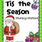 'Tis the Season Literacy Stations