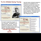 To An Athlete Dying Young -- A. E. Housman Mac OS X Software