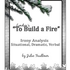 To Build a Fire - Irony Analysis