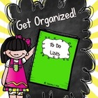 Organization: To Do List