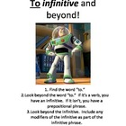 """To Infinitive & Beyond"": Tips for Finding Infinitive & Ge"