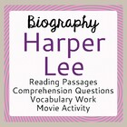 4 Days with Harper Lee...and To Kill a Mockingbird: 3 Text
