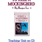 """To Kill a Mockingbird"" Activities, Tests, Quizzes UNIT on CD"