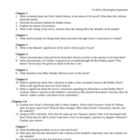 To Kill a Mockingbird Chapters 1-31 Questions