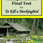 To Kill a Mockingbird Multiple Choice Test