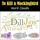 To Kill a Mockingbird by Harper Lee: Wordles For Every Chapter!