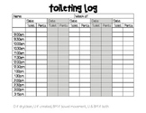 Toileting Log