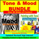 Tone and Mood : JUMBO PowerPoint