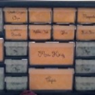 Tool Box Labels