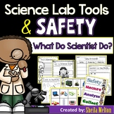 Safety / Tools in Science Lab {Real pictures to sort & stu