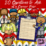 Top 20 Questions to Ask in a Career Fair