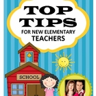 Top 20 Tips for New PK-2 Teachers