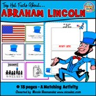 Top Hat Facts About Abraham Lincoln- Matching Pictures and