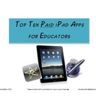 Top Ten iPad Apps for Educators