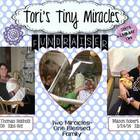 Tori's Tiny Miracles Fundraiser Button