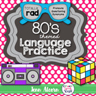 Totally Rad Language Activities!