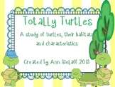 Totally Turtles: A Powerpoint Presentation